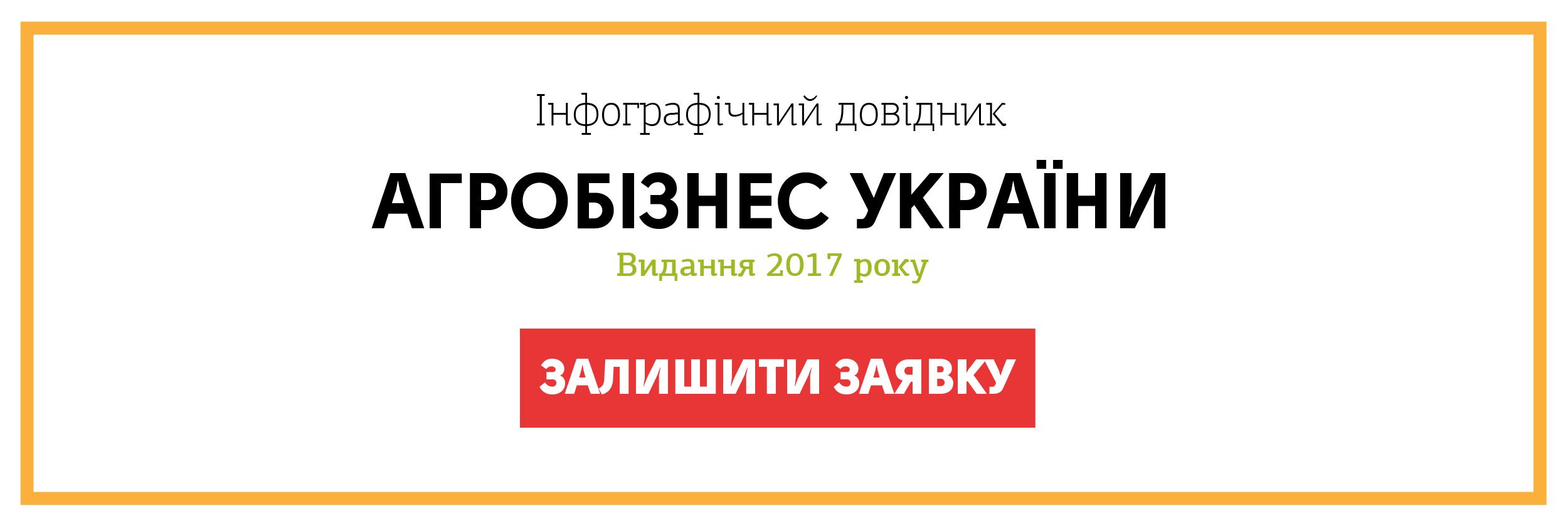 Агробізнес України
